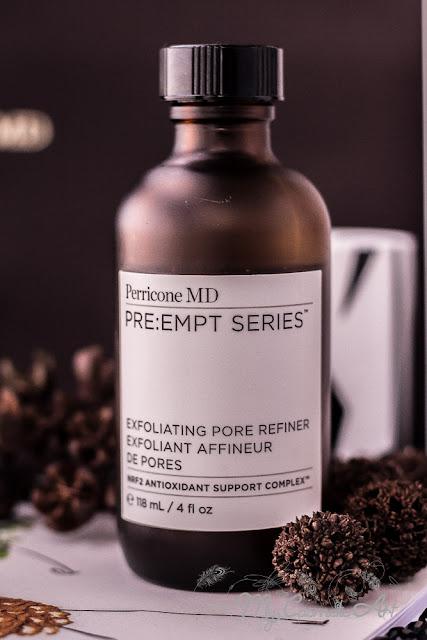 Perricone: tónico exfoliante refinador de poros