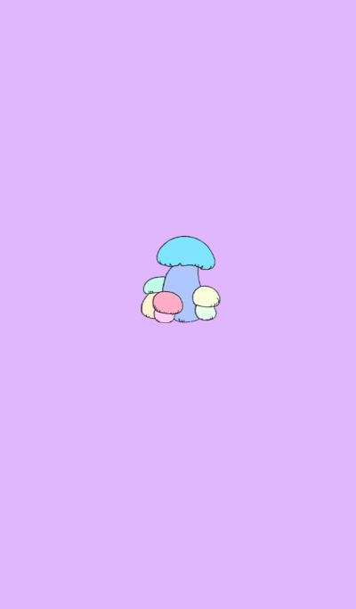 Departed mushrooms