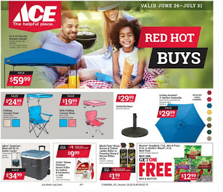 ⭐ Ace Hardware Ad 6/26/19 ✅ Ace Hardware Weekly Ad June 26 2019