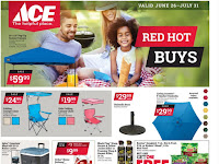 ACE Hardware Ad 8/1/19 and ACE Sales Ad September 2019
