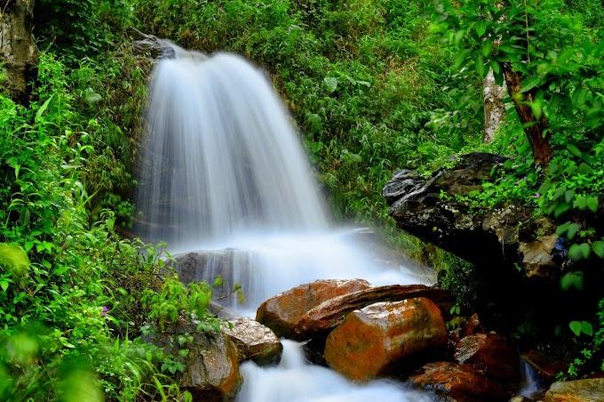 Thirumalaguppi Grasslands and 100's of Waterfalls