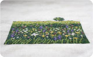 crosstitch by Kazuko Aoki