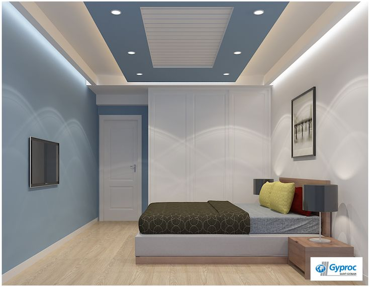 44 Desain Plafon Kamar Tidur Modern Dan Cantik Rumah Minimalis