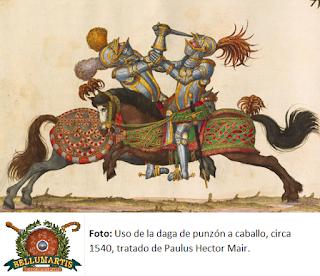 EL DUELO JUDICIAL Y LOS CARTELES DE DESAFÍO: PANOPLIA Y TÉCNICAS DE LOS SIGLOS XIV, XV Y XVI - BELLUMARTIS HISTORIA MILITAR