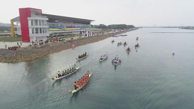 Tiga Tes Event diGelar Jelang Asian Games