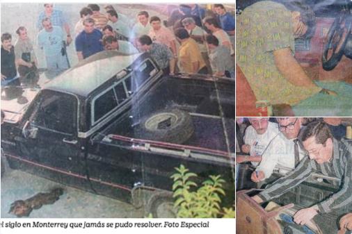 """EL """"SOSPECHOSO e IRRESOLUTO"""" ROBO del SIGLO en MONTERREY...un comando,1,700 millones"""