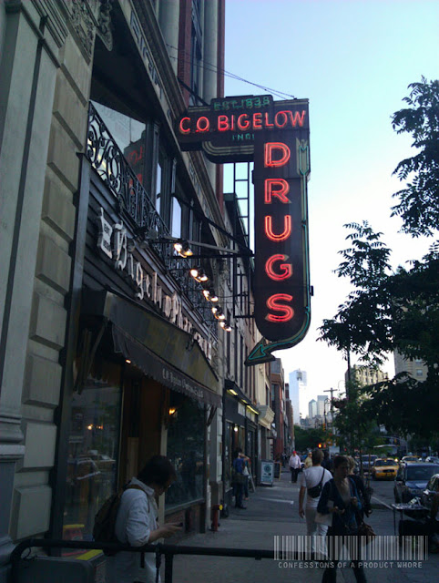 Oh C.O. Bigelow: A few swatches and thoughts from the drool worthy apothecary