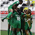BREAKING: Nigeria's Super Falcons Beats Bayan Bayan 1-0 To Qualify For Finals