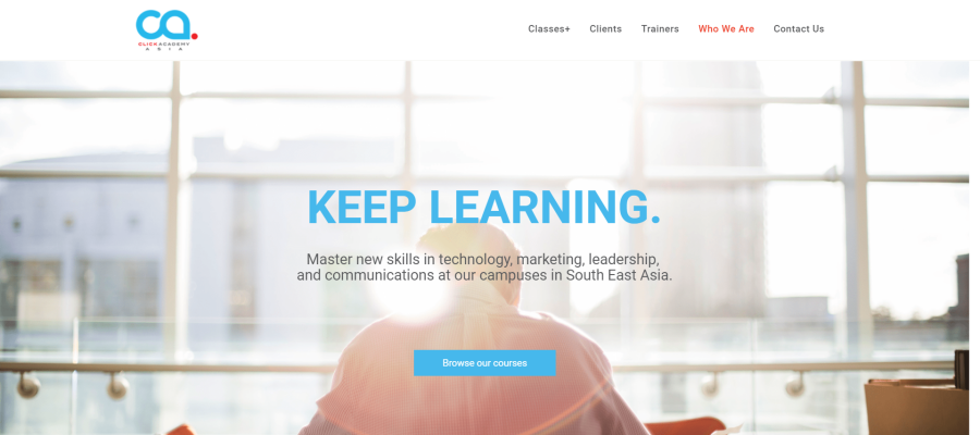 Click Academy Asia