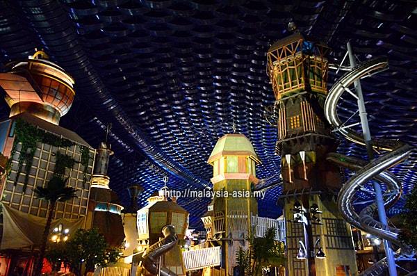 Dubai Theme Park IMG Worlds