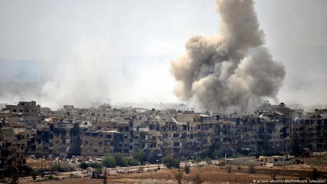 Η απόσυρση των Αμερικανών από τη Συρία θα ανοίξει τον Ασκό του Αιόλου