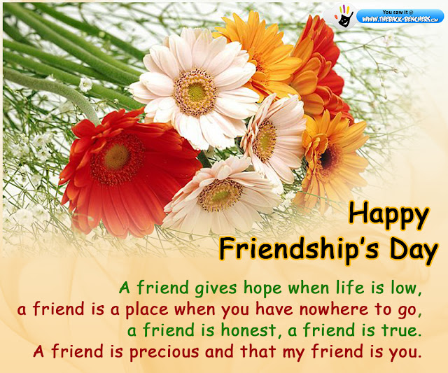 Send delightful cheerful friendshipdaymessages and pictures that will