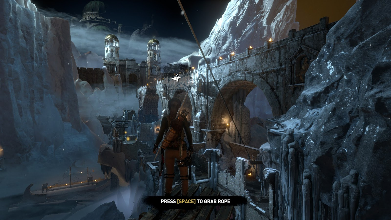 T22 Gaming Rise Of The Tomb Raider Pc Gameplay 12