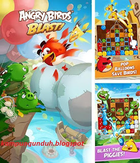Angry Birds Blast Mod apk for Android