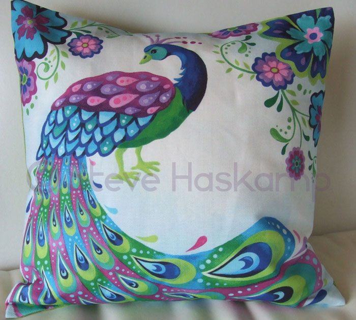 steve haskamp u0026 39 s blog  peacock pillow