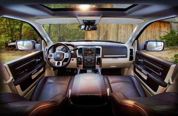 2017 Dodge RAM 2500 Release Date