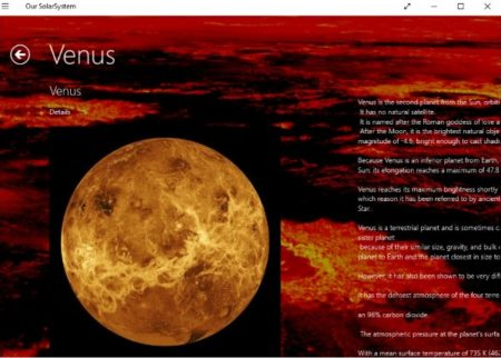 Eksplorasi ruang angkasa yang paling mendasar merupakan tata surya kita sendiri Aplikasi belajar planet tata surya di windows 10
