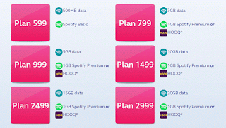 Globe myLifestyle Offers No Lock-in Period Postpaid Plans