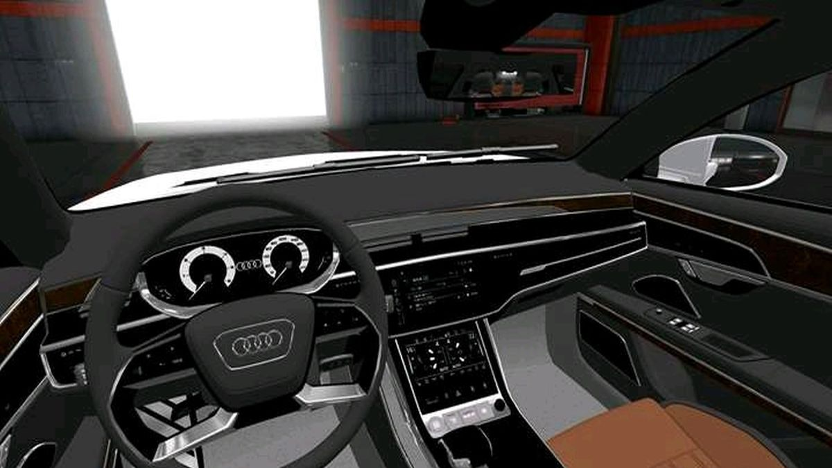 Long Audi A8 2018 [Reworked]