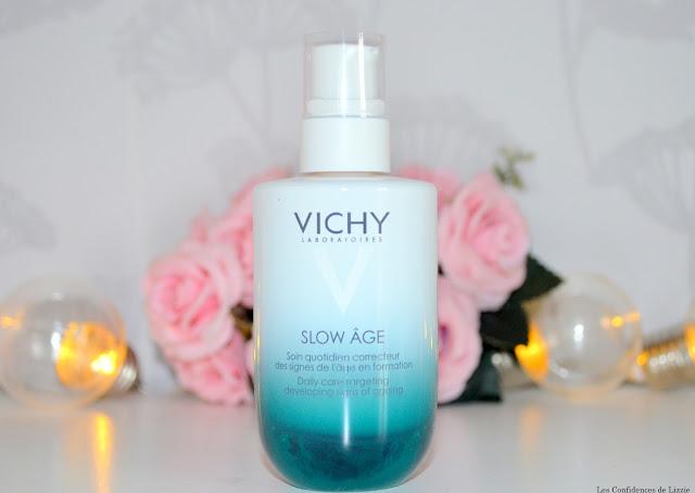 vichy - crème de jour - soin - visage - anti-age