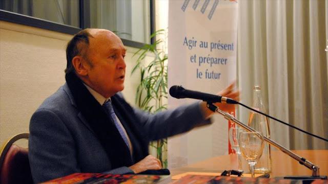 Erdogan denuncia a exdiplomático francés por incitar a asesinarlo