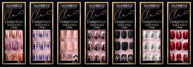 imPRESS Christian Siriano by Kiss Press-On Manicure Collection