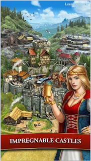Download Game Lords & Knights Strategy MMO V6.0.8 MOD Apk Terbaru