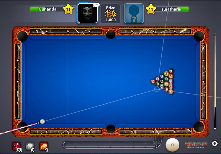 Download Cheat 8 Ball Pool Garis Panjang Long Line | Devilmama