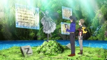 Pokemon Capitulo 48 Temporada 19 La Leyenda De X Y Z