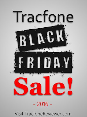 Tracfone Black Friday/Cyber Monday Deals 2016