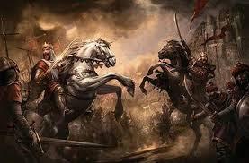 معركة أُليّس العنيفة
