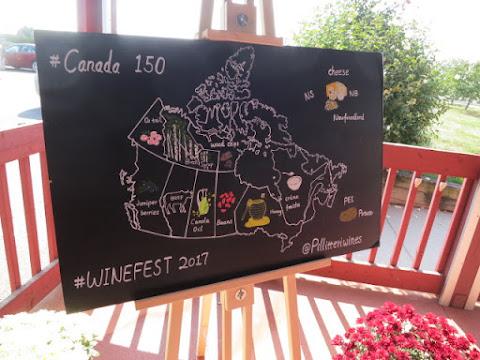 Pillitteri Estates Winery celebrating Canada 150 Potato Skins