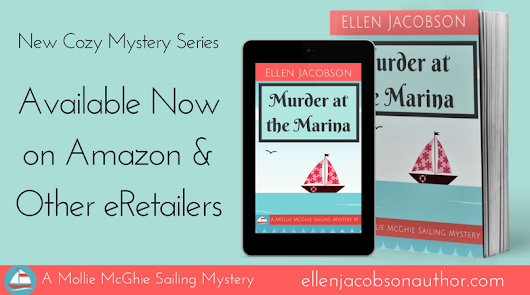 Murder at the Marina: A Guest Post & Blog Fiesta!
