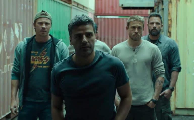 Triple Frontier :「スター・ウォーズ」のオスカー・アイザック、「パシフィック・リム」のチャーリー・ハナム、そして、バットマンのベン・アフレックたちが演じる元特殊部隊の精鋭5名が、軍のスキルを駆使して、南米の麻薬王から大金を奪いとる決死の強盗劇を描いた男映画の超話題作「トリプル・フロンティア」が、ついに予告編を初公開 ! !