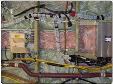 111 aircraft systems wiring diagrams and wire types aircraft wire harness at bakdesigns.co