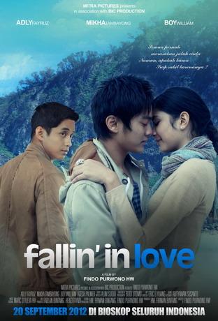 Download Film Fallin' in Love (2012) DVDRip