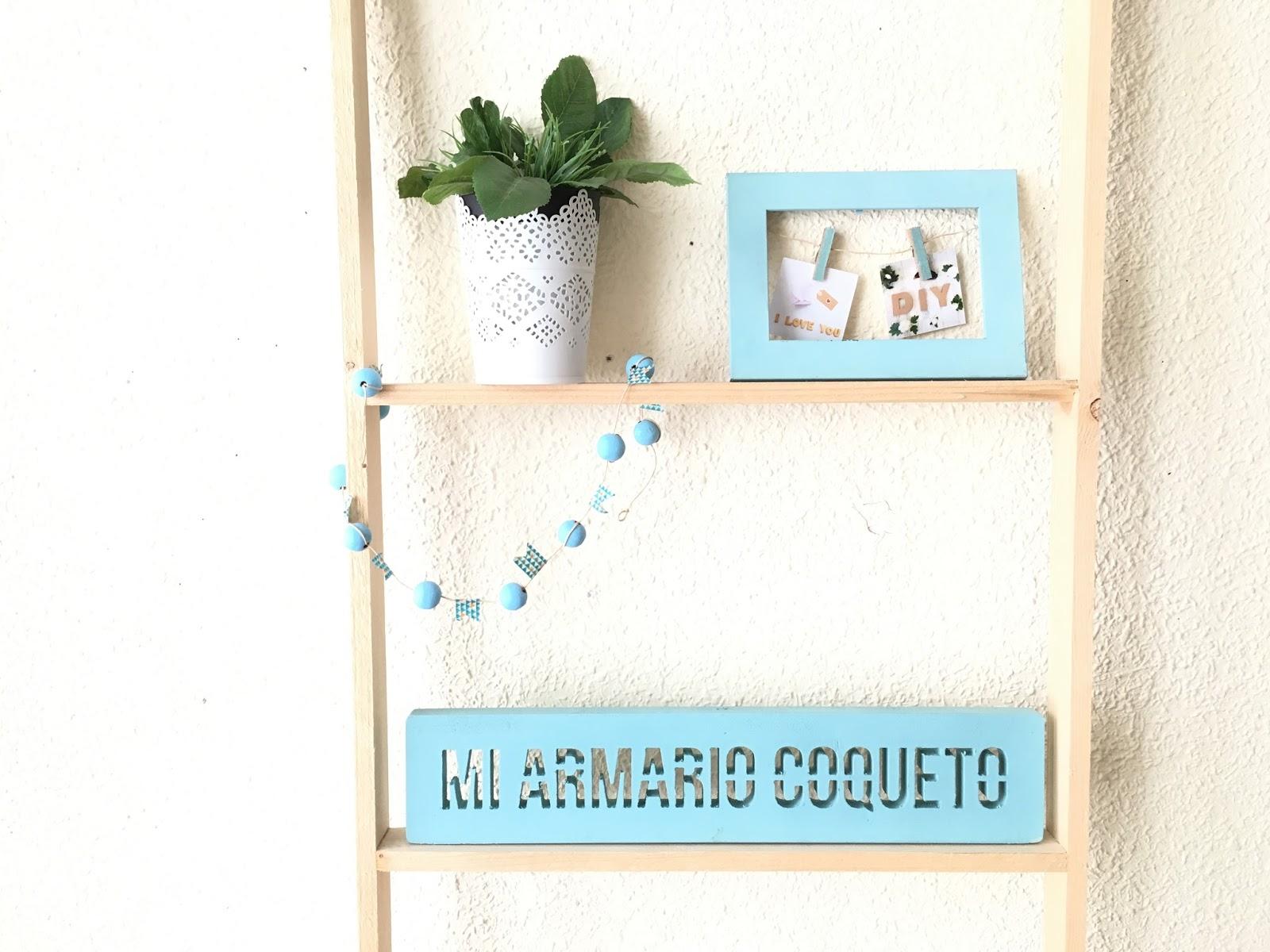 MI ARMARIO COQUETO: DIY: un moodboard de tus recuerdos