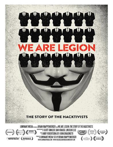 Ver Somos legión. La historia de los hackers (2012) Online