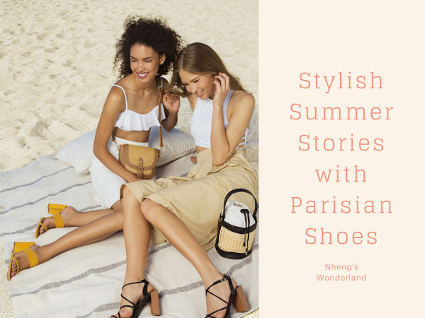 Stylish Summer Stories with Parisian Shoes