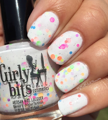 Girly BIts Cosmetics Sweet Nothings Collection, Spring 2016; Bonbon D'Amour