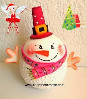 muñecos-nieve
