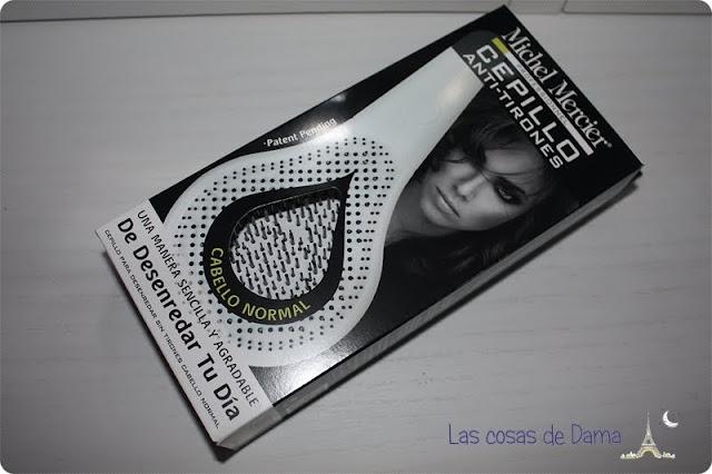 Michel Mercier cepillo antitirones Freefarma