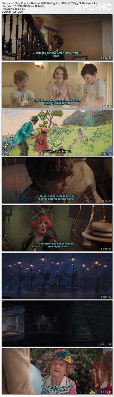 Screenshots Download Мэри Поппинс возвращается (2018)