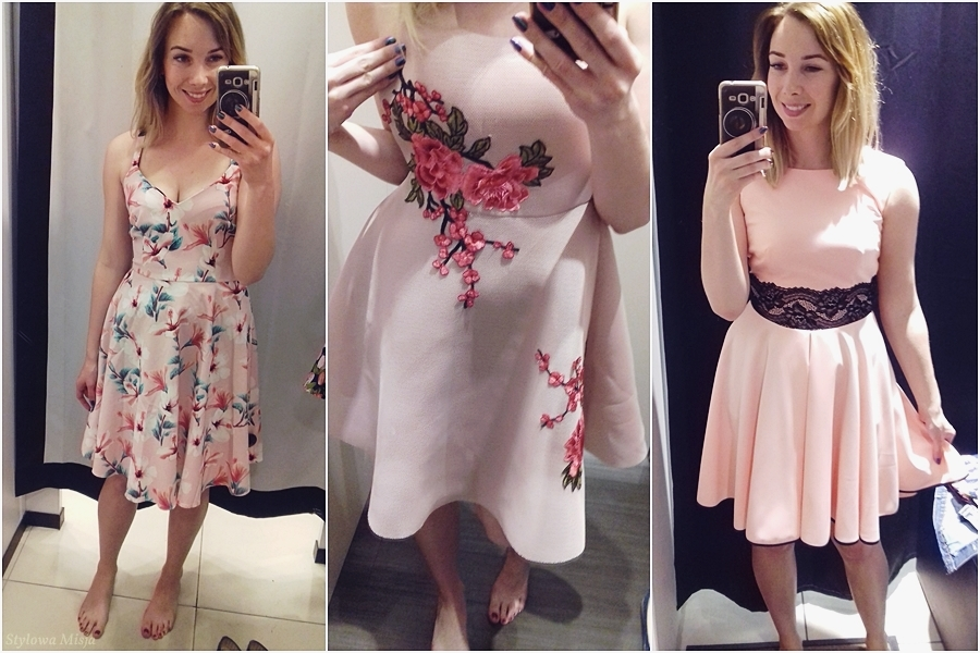 moda, poradnik, przegląd, przymierzalnia, sieciówki, sukienka,