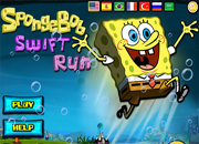 Spongebob Swift Run