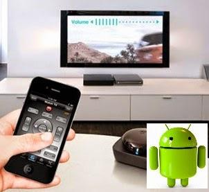 Trik Ampuh Menjadikan Android Menjadi Remote TV