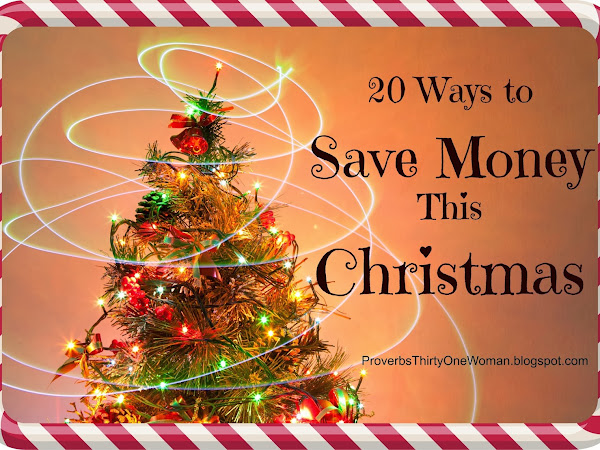 20 Ways to Save Money This Christmas