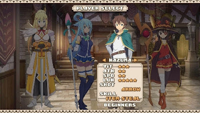 Konosuba: Attack of the Destroyer Screenshot 2