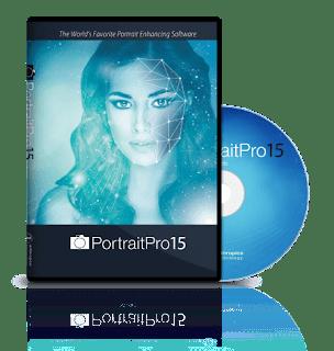 تحميل برنامج رائع جدا في تعديل الصورPortraitPro 15.4.1 محمول مفعل مسبقا