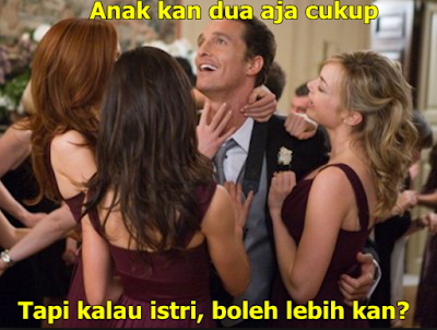 9 Meme KB 'Keluarga Berencana' Ini Kocak Banget, Ingat 2 Anak Aja Cukup!